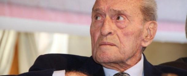 ALFREDO MARTINI IN OSPEDALE A PRATO