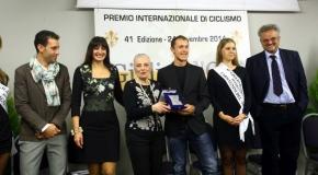 GIGLIO D'ORO A VINCENZO NIBALI CHE PENSA GIA' AL TOUR 2015 – E TRENTIN SOGNA UNA CLASSICA