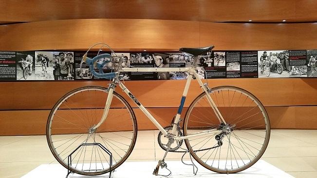La bici di Nencini